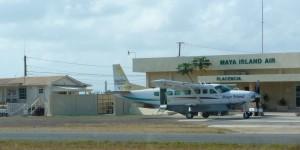 Placencia_Airport
