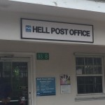 The Hell Post Office, Who knew!