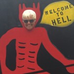 Pat as Satin in Hell