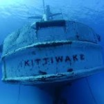 USS Kittiwake sunk 7/5/2011 in the Cayman Islands